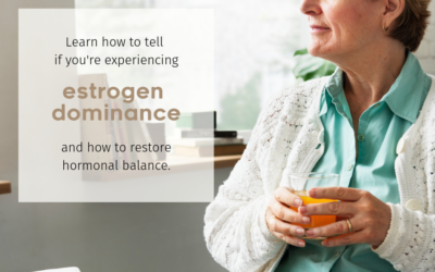How Do You Know if Your Estrogen Is Too High?