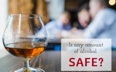 Alcohol: Is Any Amount Safe?