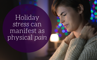 Don't Let Holiday Stress Affect Your Health